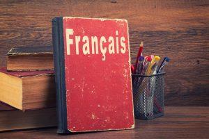 フランス語の本